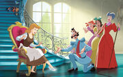 Disney Princess Cinderella's Story Illustraition 13.jpg