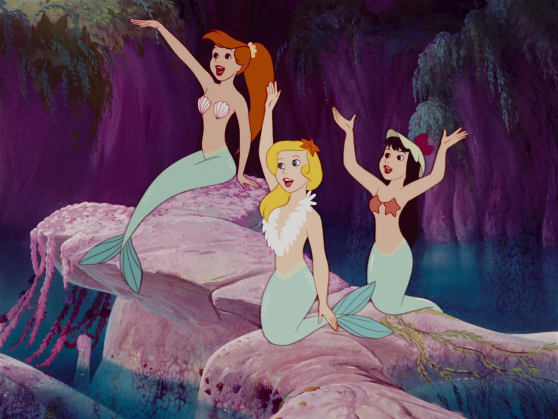 Sirènes (Peter Pan)