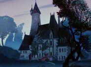 Cinderella chateau