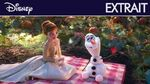 La Reine des Neiges 2 - Extrait - Nappe surgelée - Disney