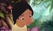 Shanti dis à ranjan qu'ils retrouveront mowgli