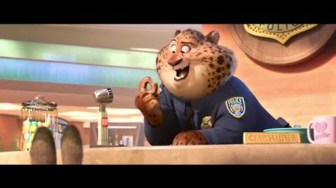 Judy rencontre Clawhauser