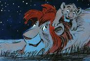 Lion king concept art color key 12