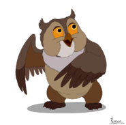 05 - Friend Owl