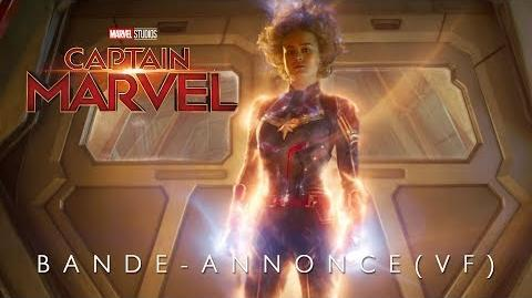 Captain Marvel - Bande-annonce (VF)-0