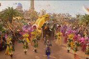 Aladdin-Parade