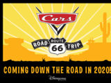 Cars: Route 66 Road Trip