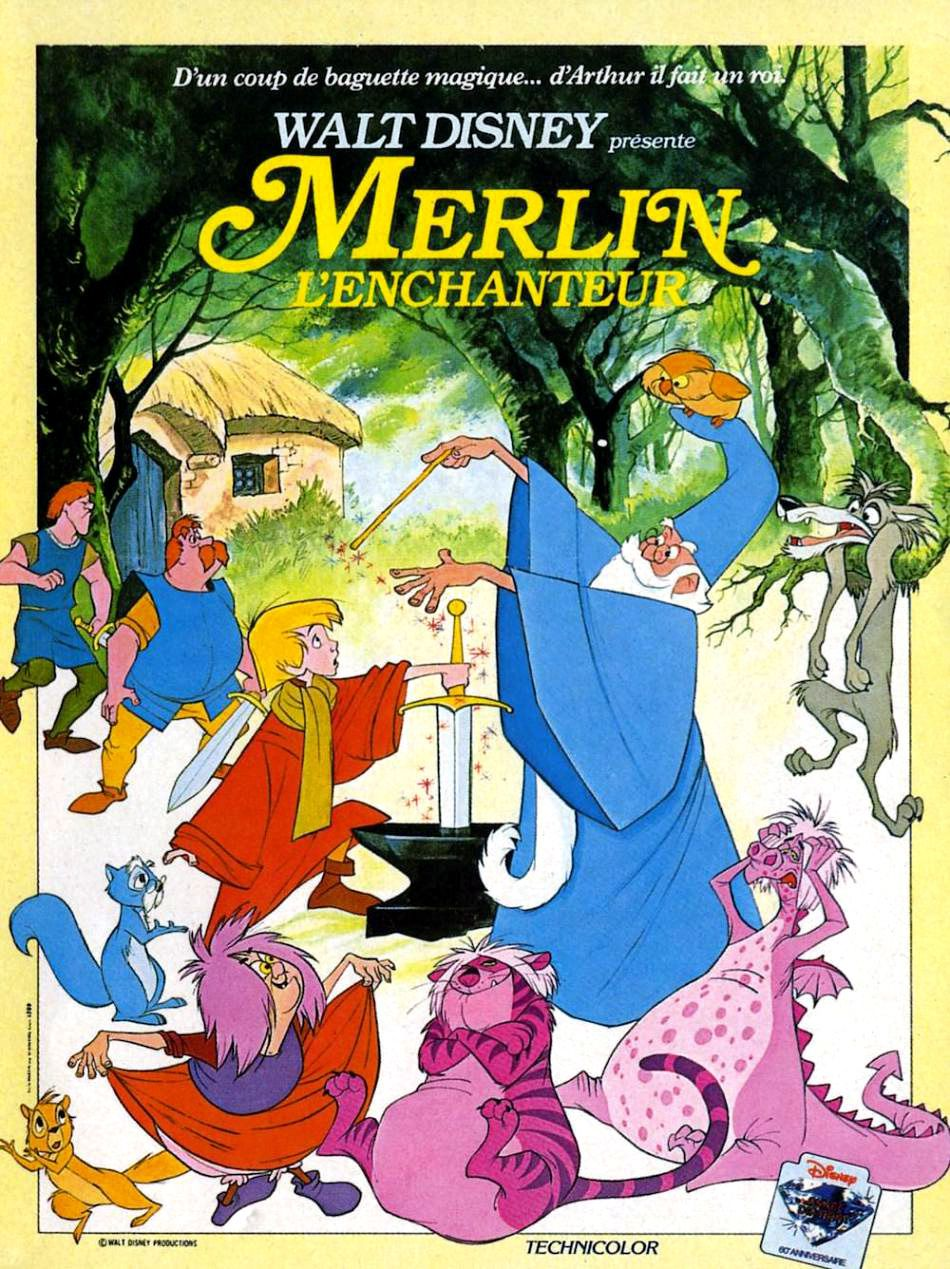 Merlin l'Enchanteur (film)