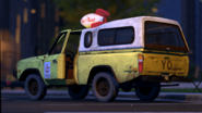 Camion Pizza Planet (Toy Story 2)