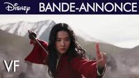 Mulan - Bande-annonce