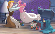 Disney Princess Cinderella's Story Illustraition 5.jpg