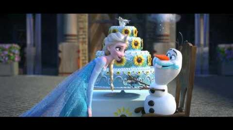 La Reine Des Neiges - Un Fête Givrée-2
