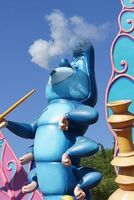 Disneyland paris caterpillar