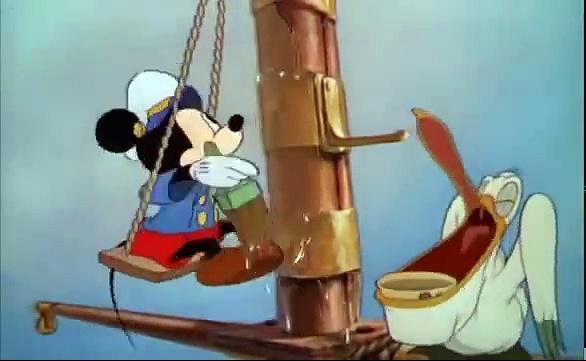 Le Remorqueur de Mickey