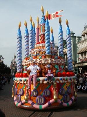 10 ans (Disneyland Paris)