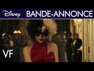 Cruella - Première bande-annonce (VF) - Disney