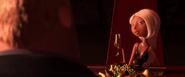 Mirage dînant avec M. Indestructible