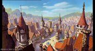 Cinderella village
