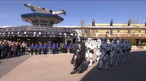 Star Tours: L'Aventure Continue (Disneyland Paris)