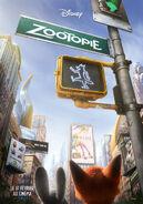 Zootopie (affiche 1)