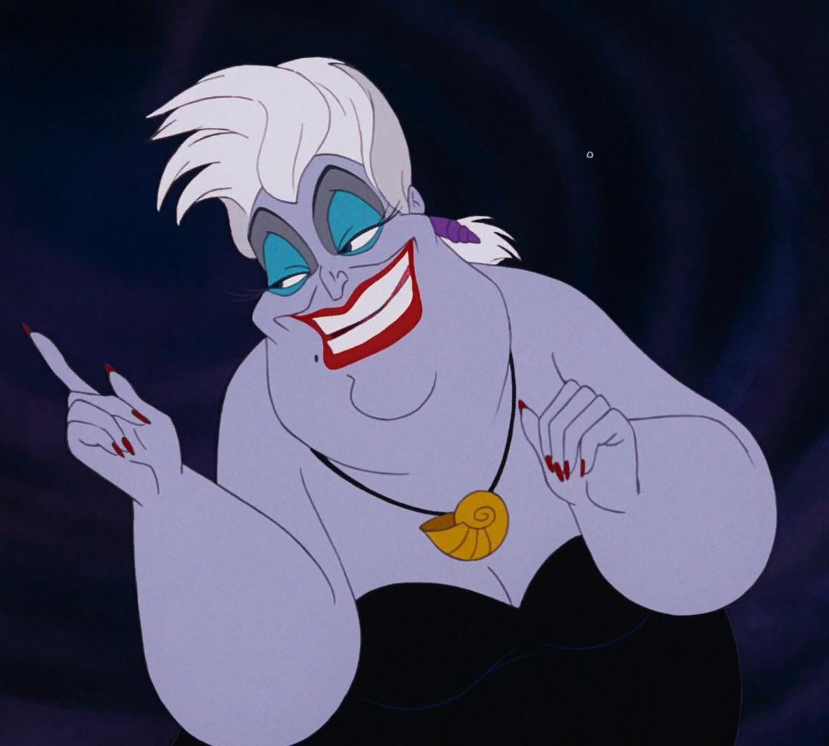 Ursula  Disney Wiki  Fandom