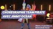 FR - TUTO Festival Pirates et Princesses - Chorégraphie Pirates - Disneyland® Paris