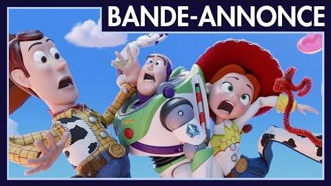Toy Story 4 - Première bande-annonce