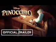 Disney's Pinocchio Live-Action Remake - Official Teaser (2021) Tom Hanks, Robert Zemeckis