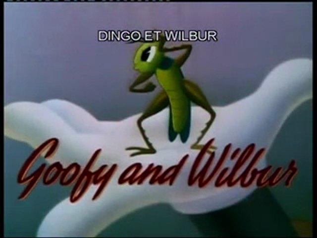Dingo et Wilbur