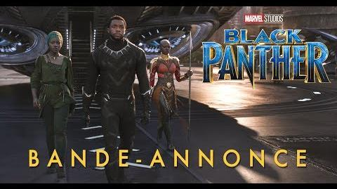 Black Panther - Bande-annonce (VF)