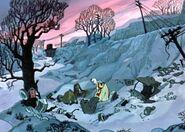 Cruella frères badun fin accident