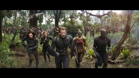 Avengers Infinity War - Spot TV Big Game (VF)