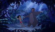 Il en faut peu pour être heureux dans le livre de la jungle