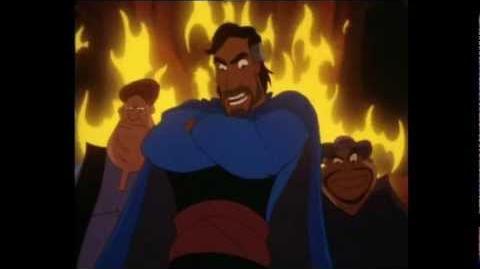 Bienvenue aux 40 voleurs (Aladdin et le Roi des Voleurs)