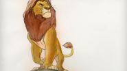 Lion king concept art character mufasa 32b tony fucile thumb