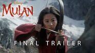Disney's Mulan - Final Trailer
