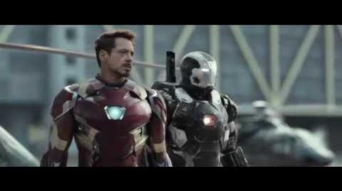 Captain America Civil War - Bande-annonce