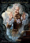 La Belle et la Bête Affiche 12