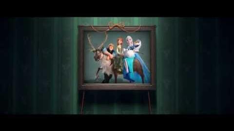 La Reine Des Neiges Une Fête Givrée Reportage VF HD