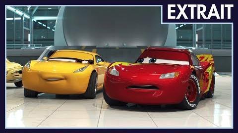 Cars 3 - Extrait Le projet senior
