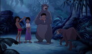 Mowgli shanti ranjan baloo et bagheera