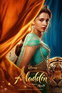 Promo Jasmine Rajah Aladdin (2019)