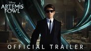Disney's Artemis Fowl Official Trailer