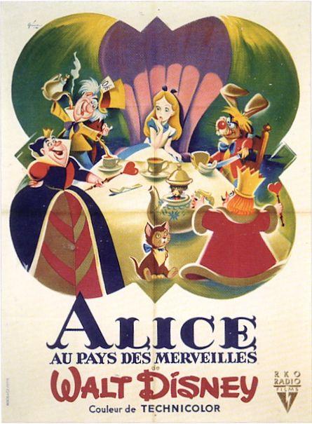 Alice au Pays des Merveilles (film, 1951)
