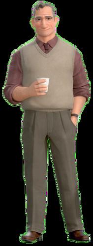 Professeur Callaghan