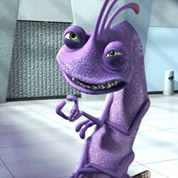 Personnage Pixar