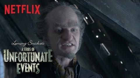 Lemony Snicket's A Series of Unfortunate Events Official Trailer 2 HD Netflix