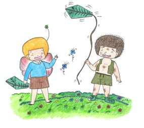 Frissonlit et Dandelion.jpg