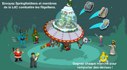 Guide Noël rigellien Combat