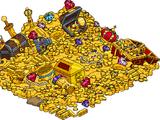 Tas d'or de Burns Dragon